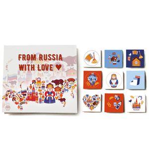 Шоколадный набор From Russia with love