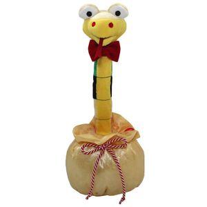Музыкальная игрушка Влюбленный питончик