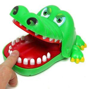 Игра Больной зуб Крокодильчик