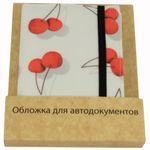Обложка для автодокументов Cherry В упаковке