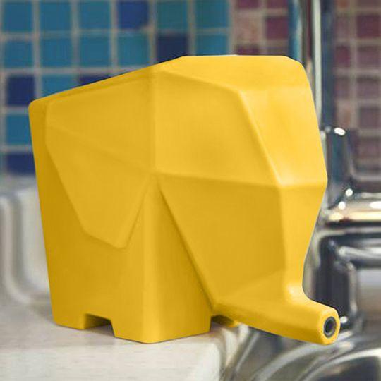Горшок Слон (Желтый)