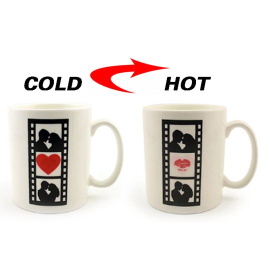 Термокружка Любовная кинолента