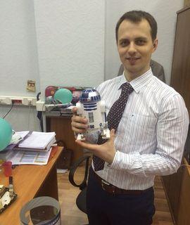 Планетарий HomeStar R2–D2 Отзыв