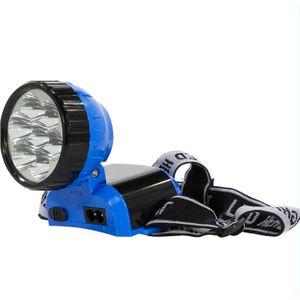 Светодиодный налобный фонарь LP-712