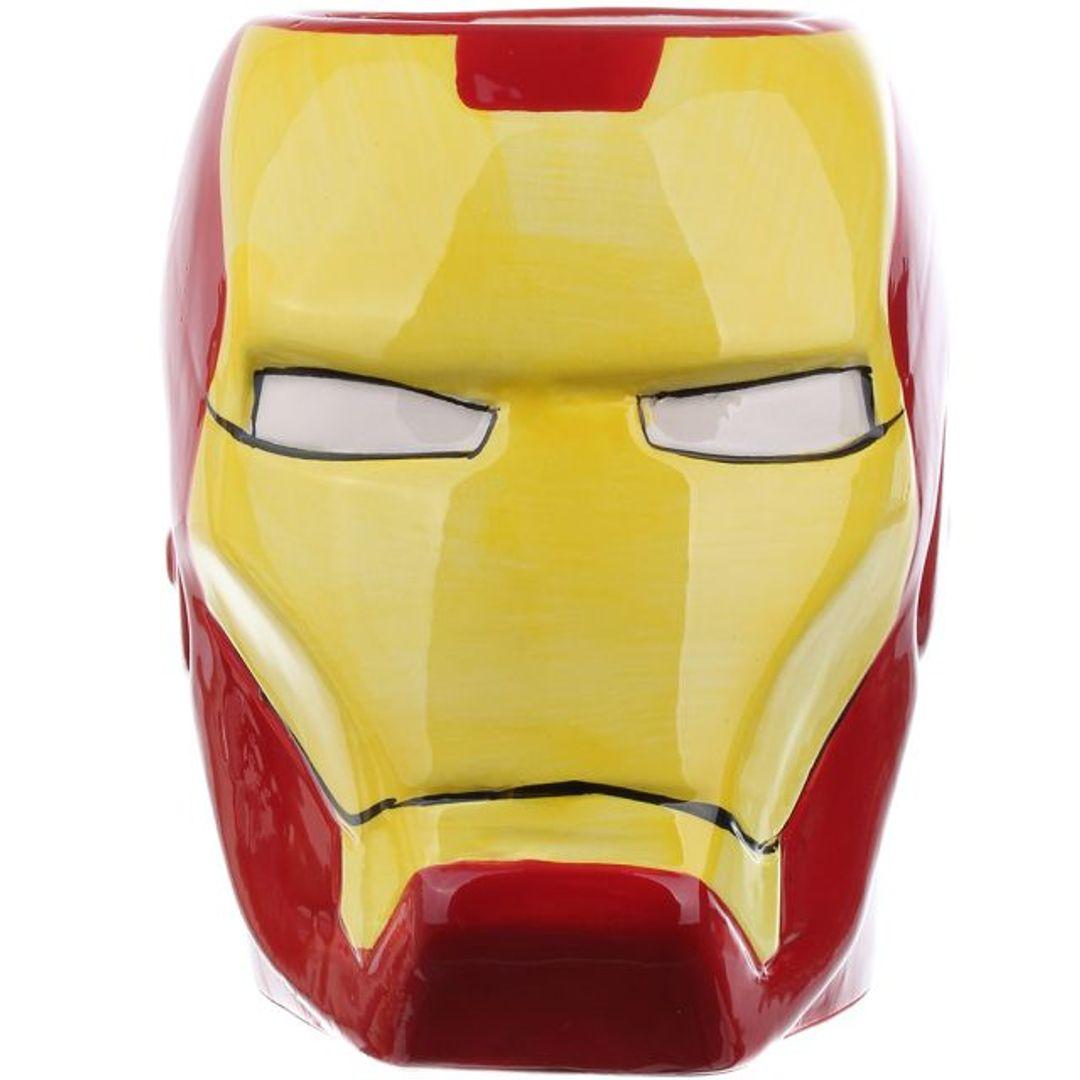 Кружка Железный человек Ironman