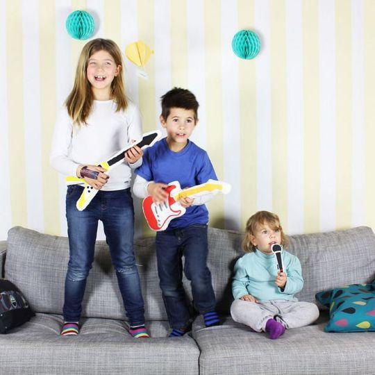 Набор подушек Рок-группа Pillow band В жизни