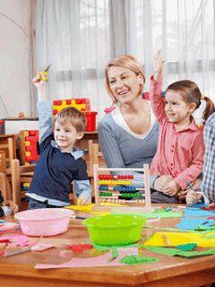 Что подарить воспитателю на День дошкольного работника?