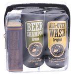 Дорожный набор The Chemical Barbers 3 в 1 Beer Loving Tourist