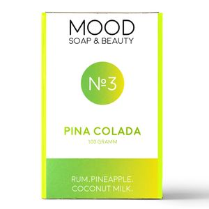 Мыло MOOD PINA COLADA №3