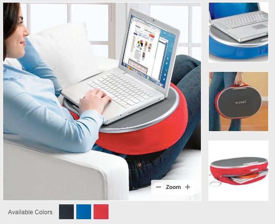 Подставка (сумка-столик) под ноутбук E-Pad