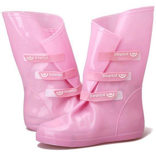 Резиновые сапоги BearCat mini (Розовый, S)