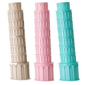 Набор стаканов Пизанская башня