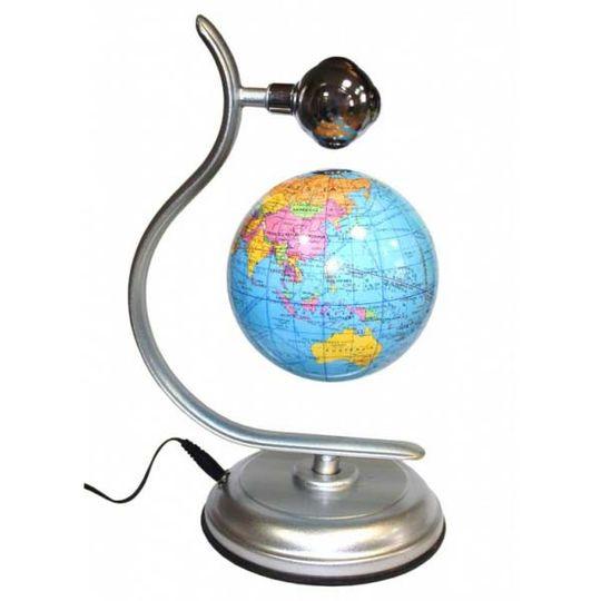 Левитирующий глобус над подставкой 11 см