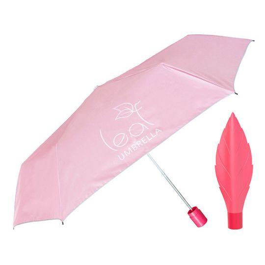 Зонт Лист Leaf Umbrella (Красный)