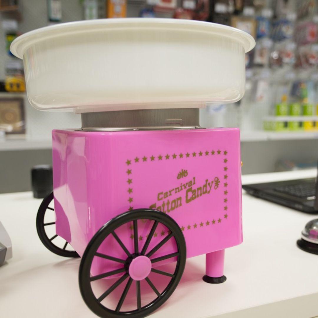 Домашний Аппарат для приготовления Сахарной ваты