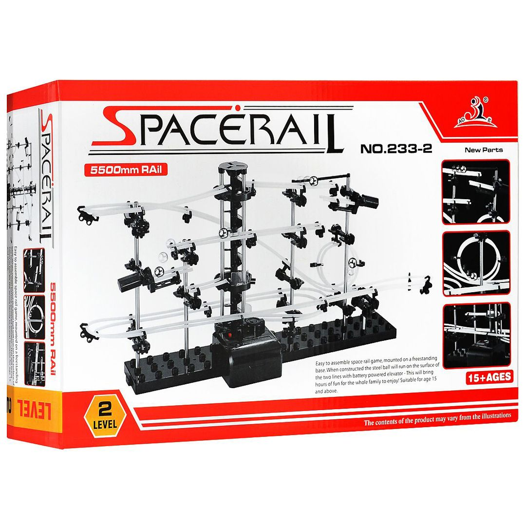Конструктор SpaceRail Level 2 5500mm Rail No. 233-2 New Parts