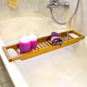 Полка для ванной Relax (бамбук)