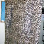 Плед с рукавами Леопардовый