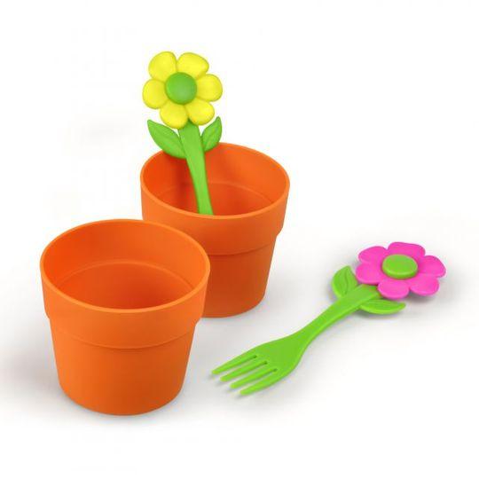 Форма для выпечки Цветок в горшке Neat Eats