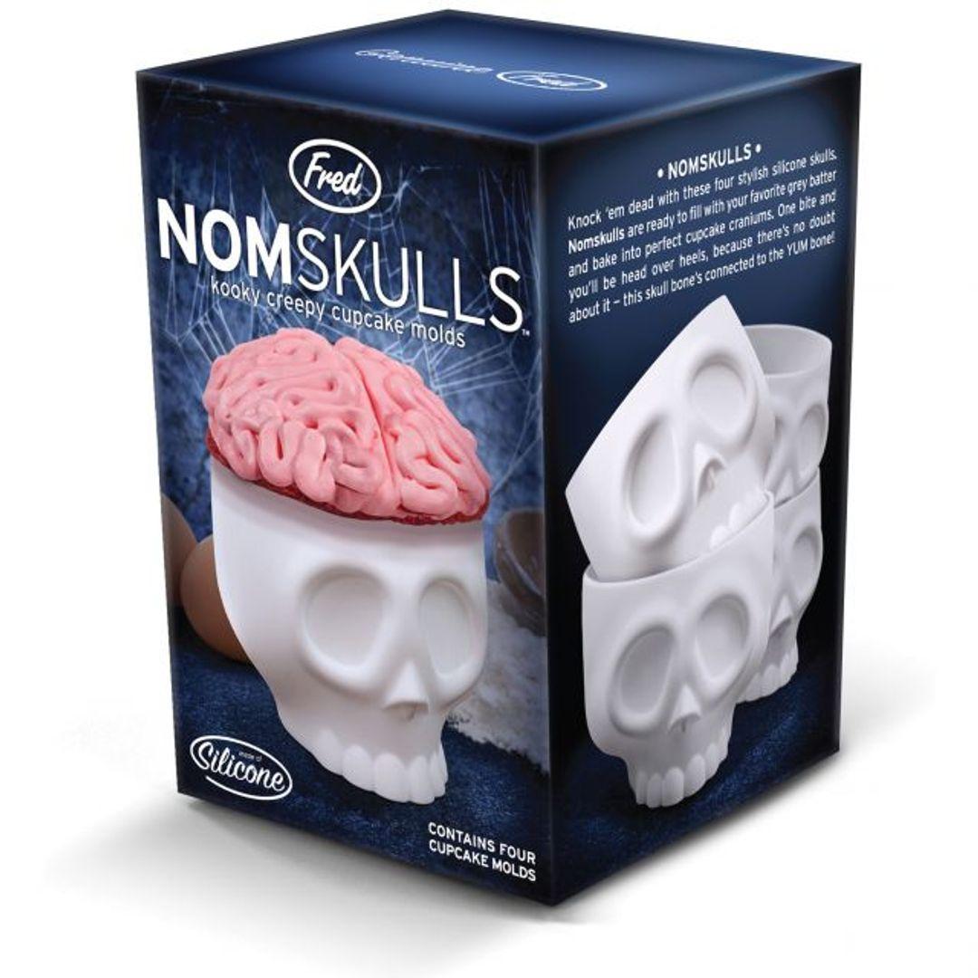 Форма для выпечки Черепа Nom Skulls