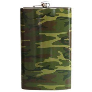 Гигантская фляжка Камуфляж XL Flip Flask (1.7 л)