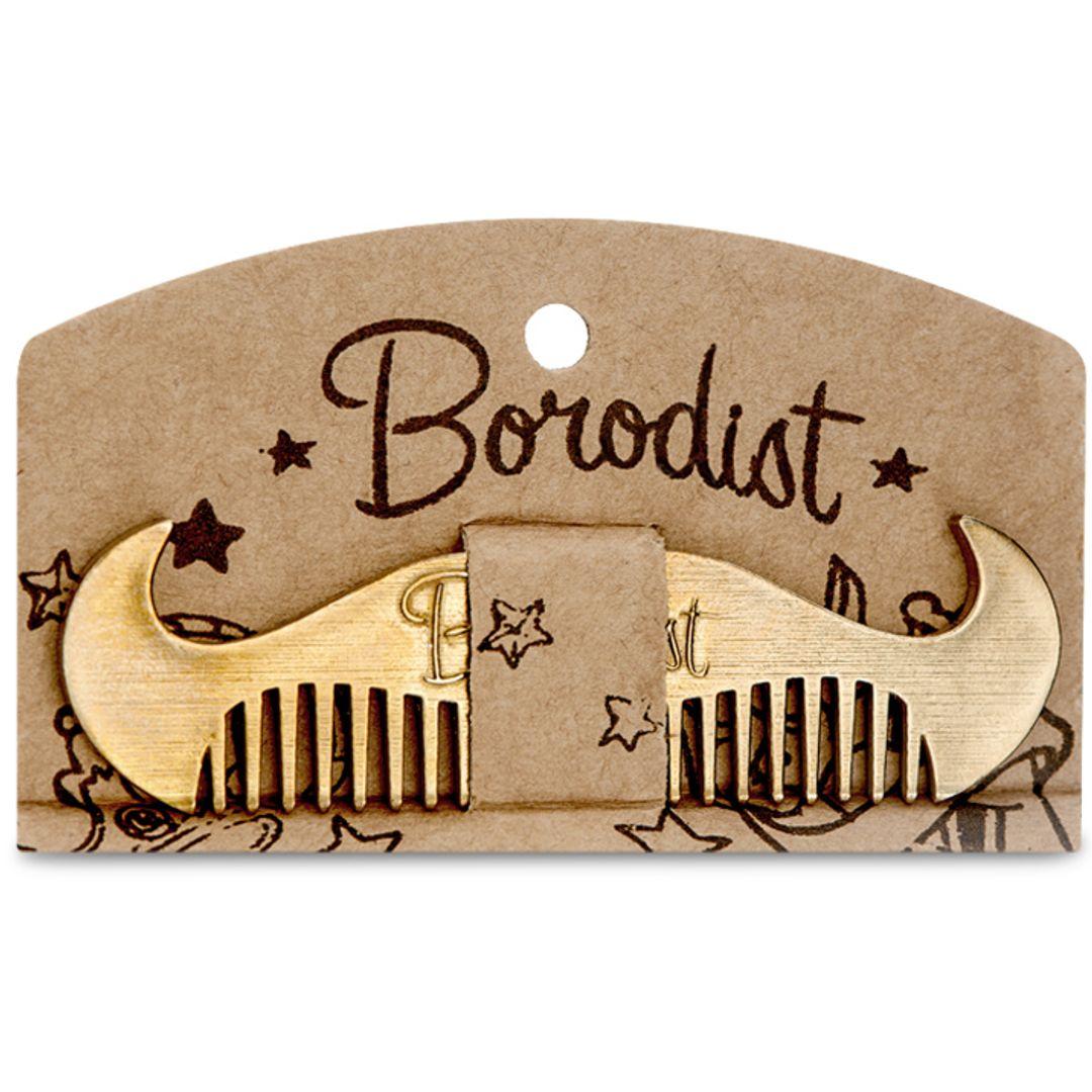 Расческа для усов и бороды Borodist