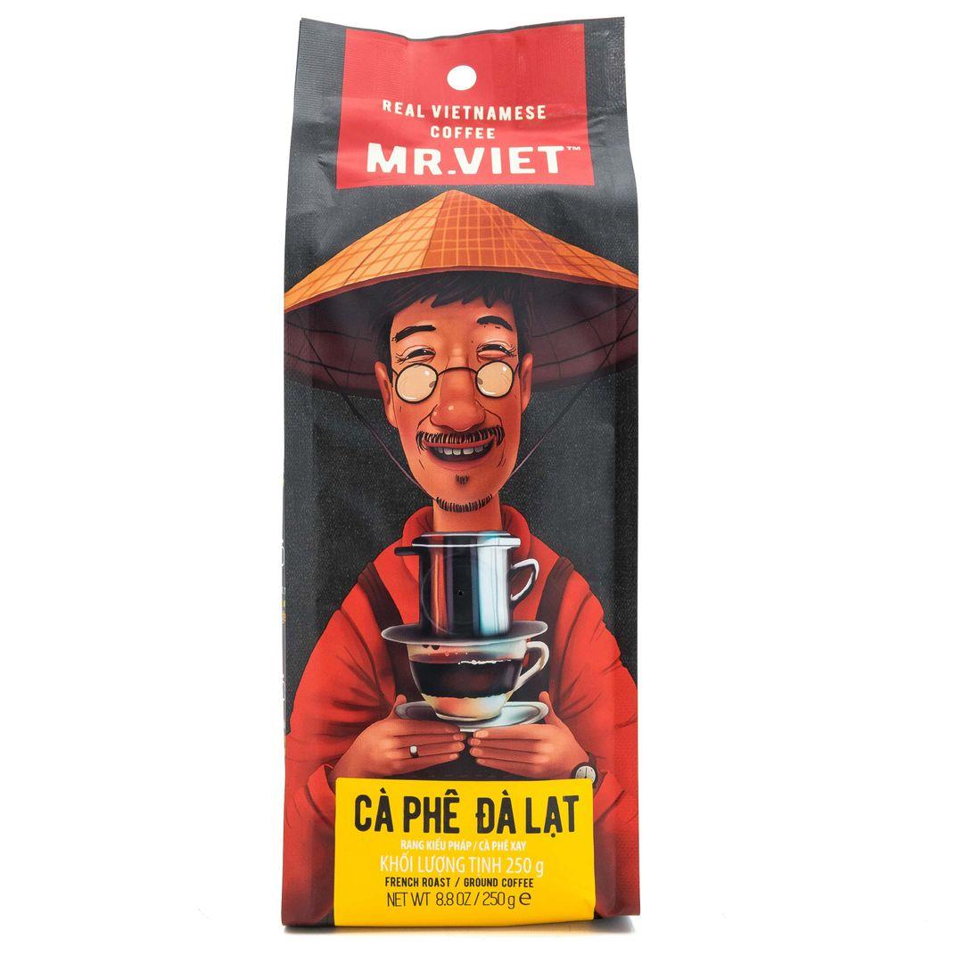 """Кофе молотый """"Mr.Viet Ca Phe Dalat"""" (250 г) от 490 руб"""
