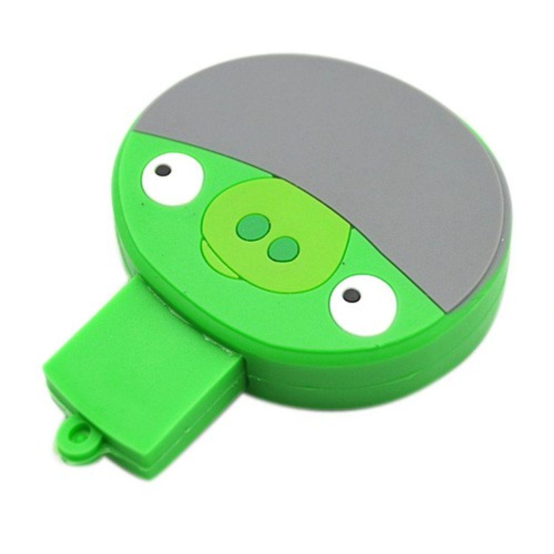 Флешка Angry Birds Свинка в каске 4 Гб