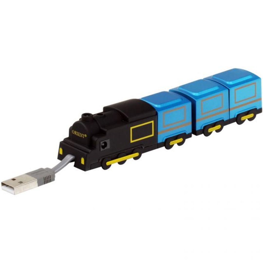 USB Хаб Паровоз