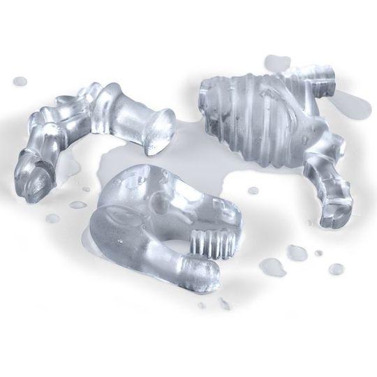 Форма для льда Ископаемое Fossiliced Лед из формы