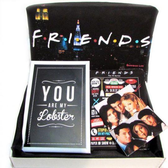 Подарочный набор Друзья Friends