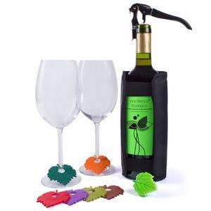 Винный набор Wine Leaf