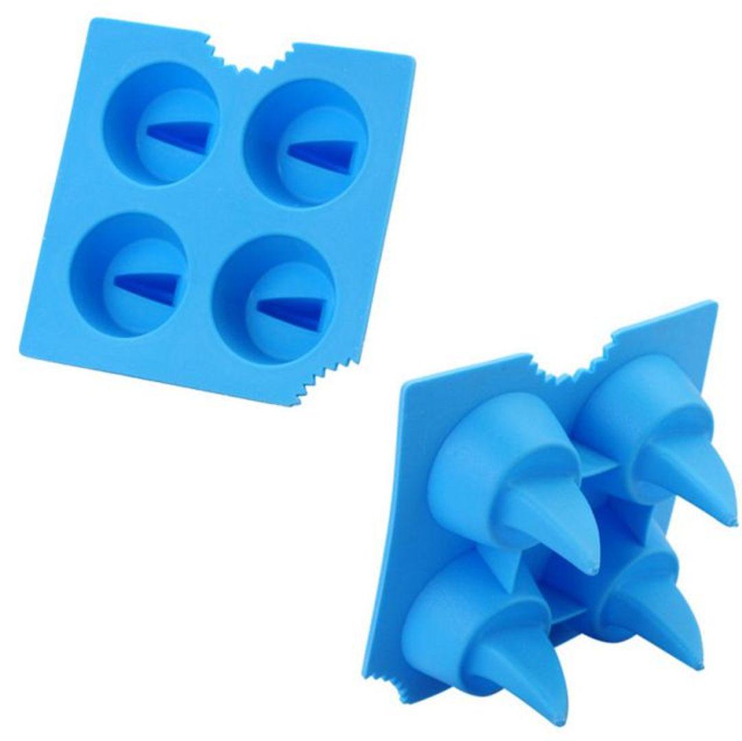 Форма для льда Акульи плавники