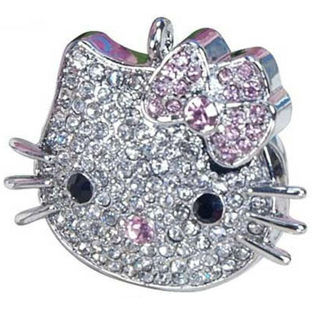 Флешка Hello Kitty Swarovski crystal 8 Гб
