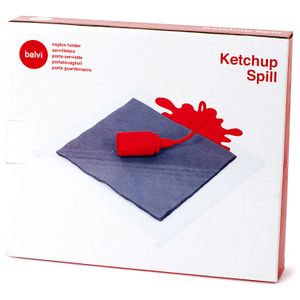 Держатель для салфеток Пятно кетчупа Ketchup Spill