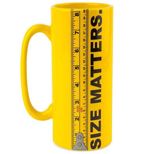 Гигантская кружка Линейка Ruler Mug