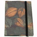 Обложка для паспорта Autumn Leaves Фиксируется сверху резинкой