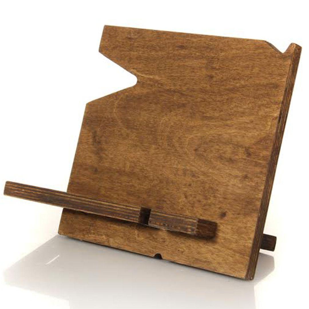Подставка-органайзер для гаджетов Masterded (Мореный дуб)