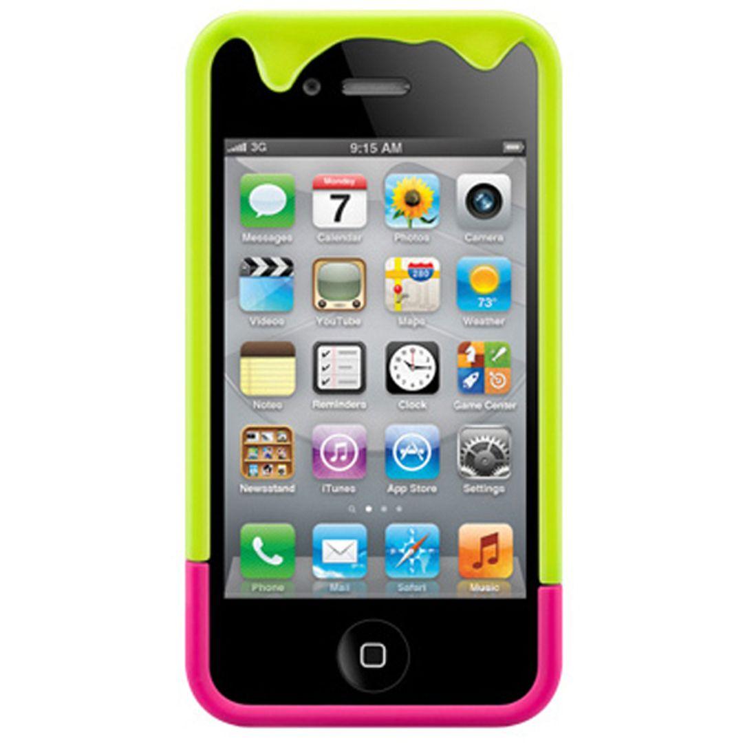Чехол iPhone 4 Мороженое