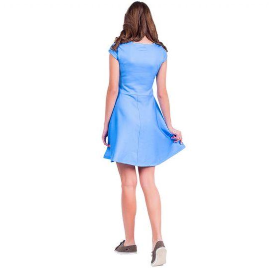 Платье Sub-Zero (Фонарик) Вид сзади