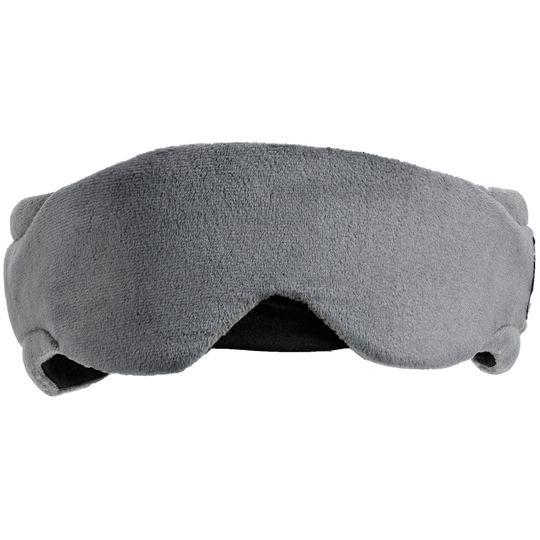 Маска для сна с наушниками Softa 2 (Серый)