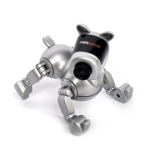 Веб Камера RoboDog Серебристый