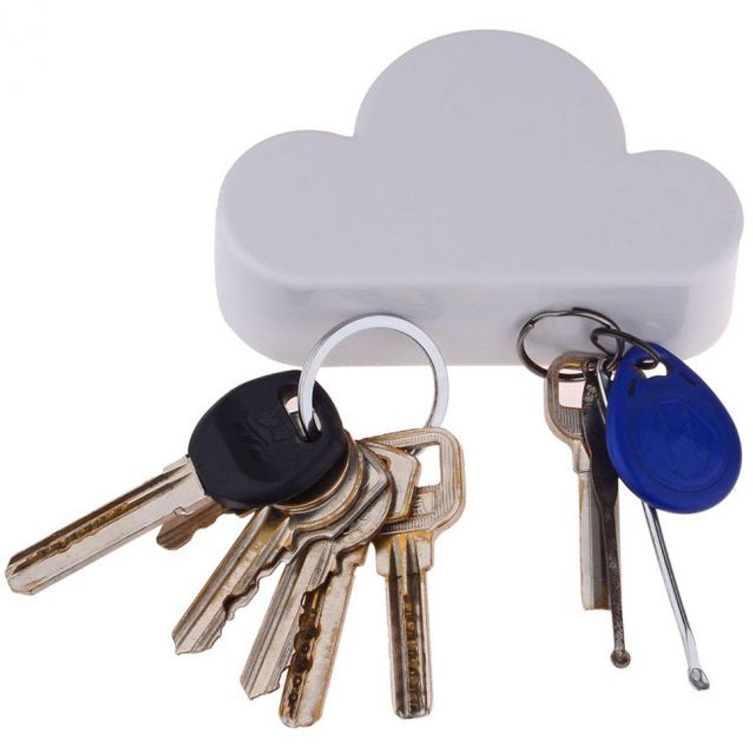 Магнитный держатель для ключей Облако