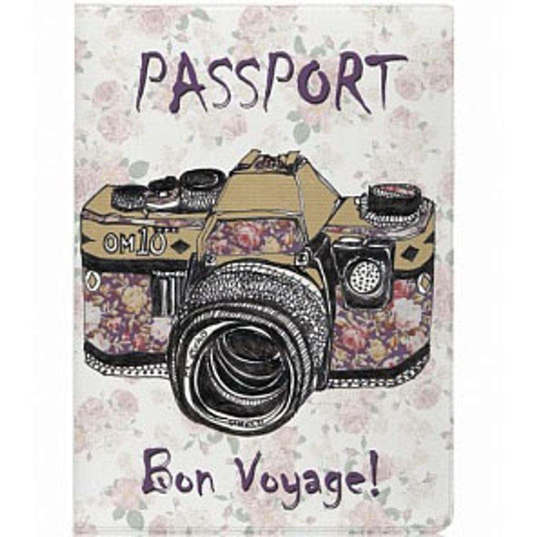 Обложка для паспорта Olympus