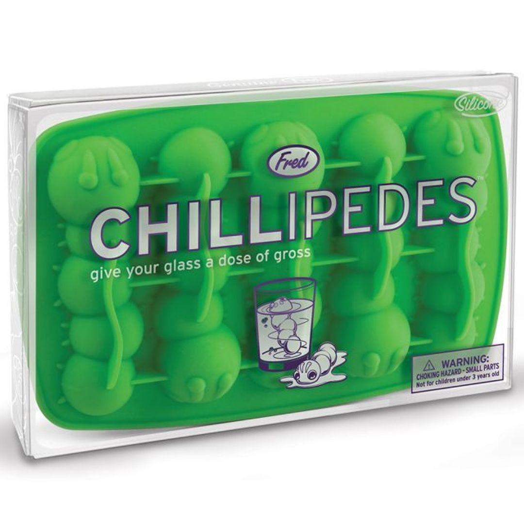 Форма для льда Гусеница Chilli Pedes Упаковка