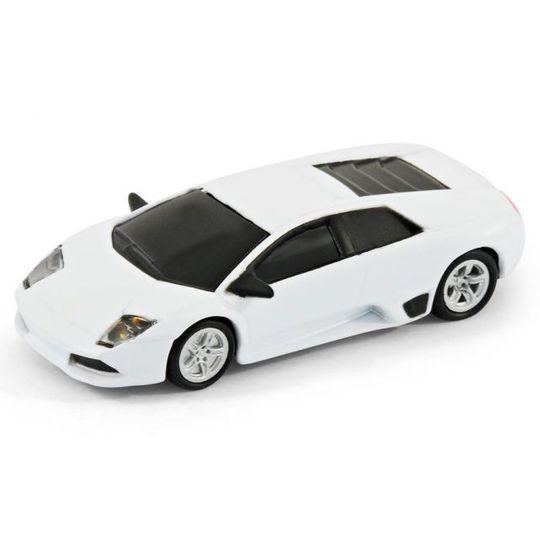 Флешка Lamborghini 8 Гб (Белый)
