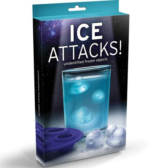 Форма для льда НЛО Ice Attacks! Упаковка