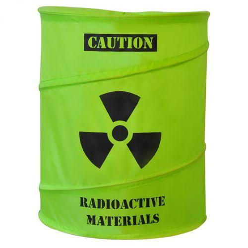 Корзина для белья Радиоактивные отходы
