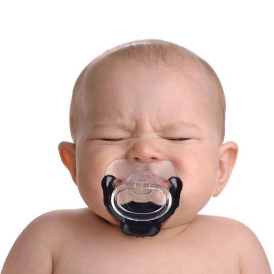 Соска-пустышка Борода Chill, Baby