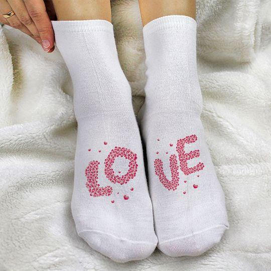 Носки женские Love